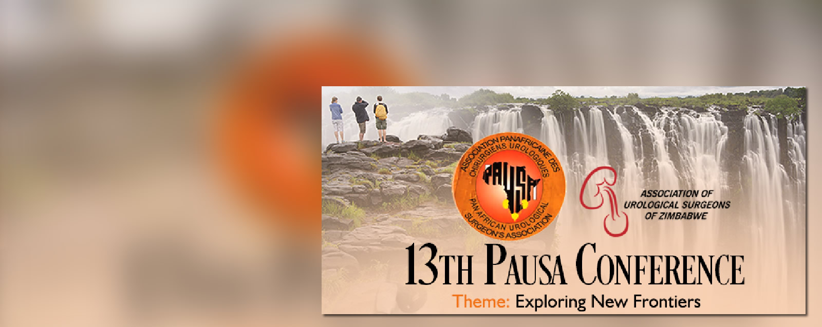 13th PAUSA Conference<BR>Victoria Falls, Zimbabwe